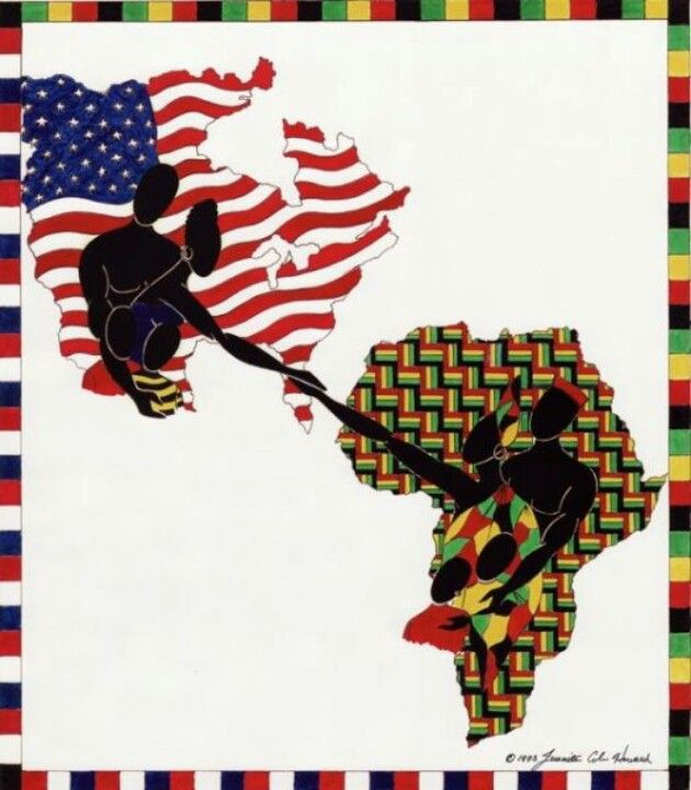 Image result for division between africans and african americans